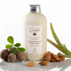 BODY & FACE MILK Almond...
